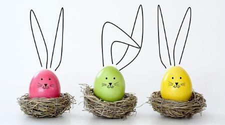 Bunte Eier - Intensiv